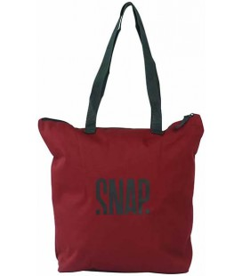 Gym Tote Bag 15 _ Burgundy - Snap Climbing