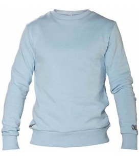 Classic Sweater _ Light Blue - Snap Climbing
