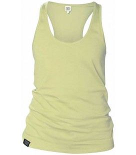 Fit Tank Top W _ Yellow - Snap Climbing