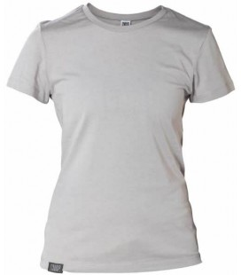 Classic T-Shirt W _ Light Grey - Snap Climbing